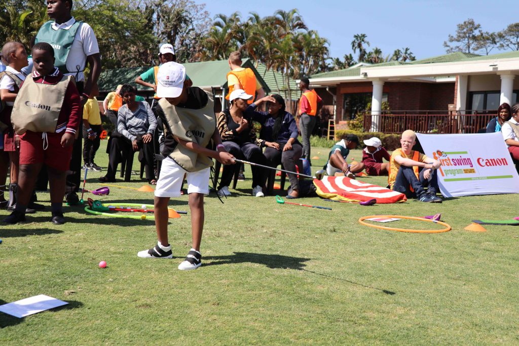 First Swing Interschools 2018 event pic 1