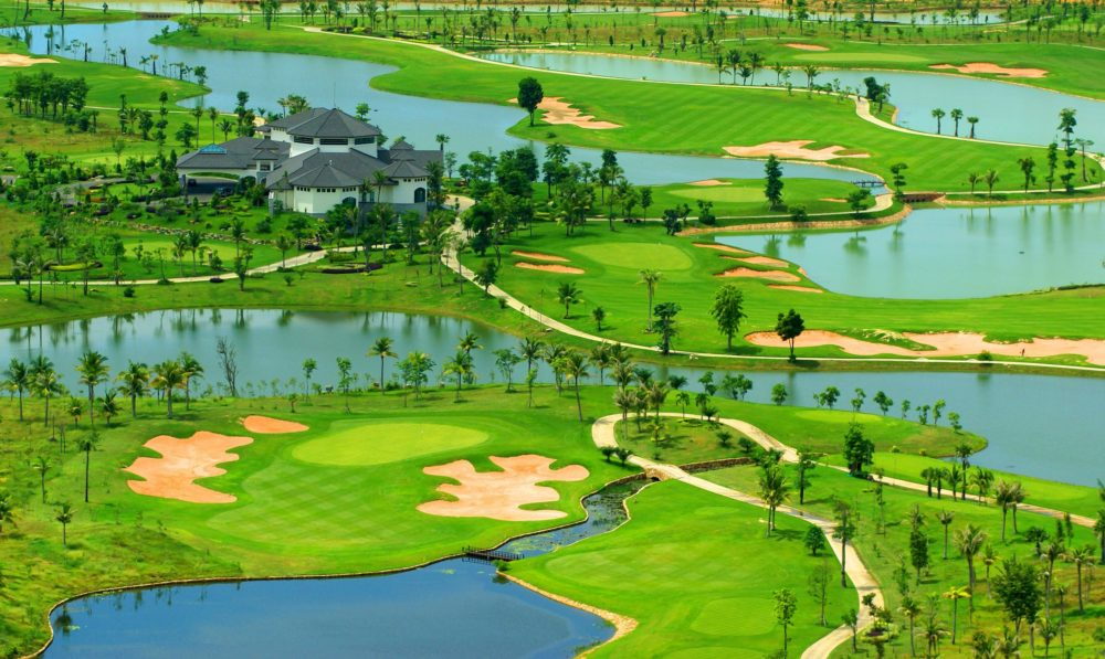 Siem Reap Booyoung Country Club, Cambodia