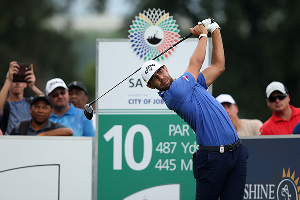 The South African Open Championship hosted by the City of Joburg: Day 1